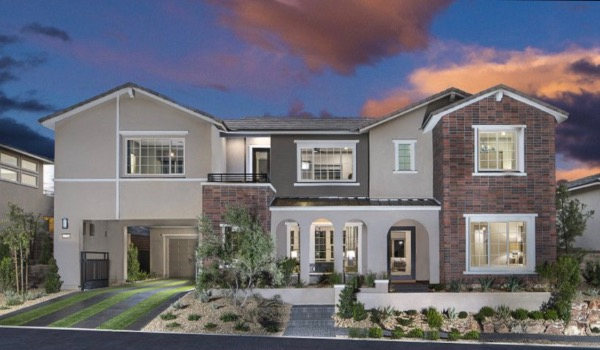 Reverence Summerlin | Sterling Model | Pulte | Guard Gated Community | Clubhouse | Ryan Zhu The Zhu Realty Group LLC