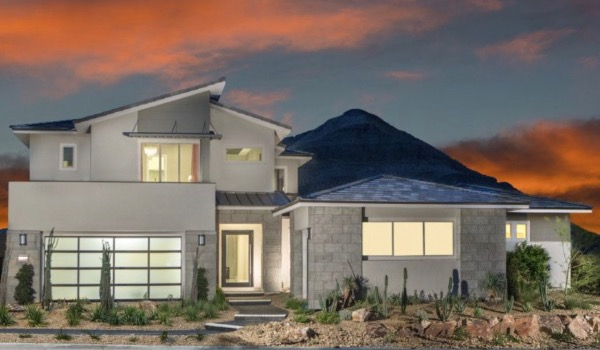 Reverence Summerlin | Keystone Model | Pulte | Guard Gated Community | Clubhouse | Ryan Zhu The Zhu Realty Group LLC