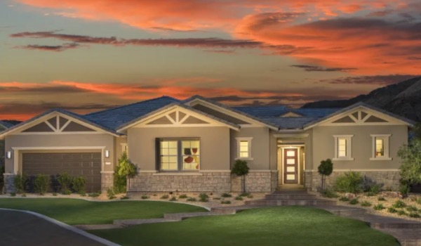 Summerlin Reverence New Home by Pulte Home | Ryan Zhu The Zhu Realty Group LLC